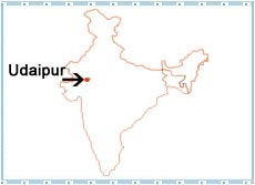 Udaipur Location